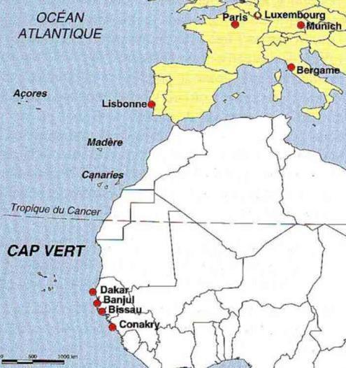 Sénégal (1) Histoire Audiovisuel France Afrique Actualité